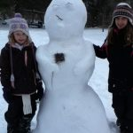 Honorable Mention: Fantastic snow-WOMAN girls!