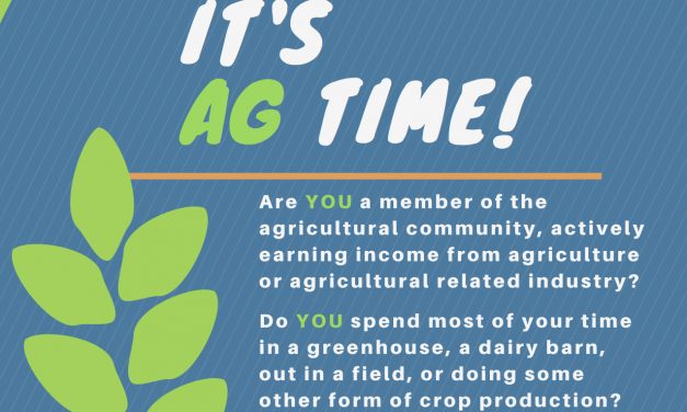 Are YOU From the Ag-Community? Join the Dryden Agricultural Advisory Committee Today!