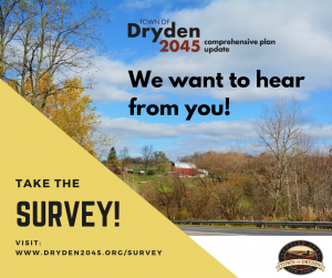 Dryden 2045 Survey