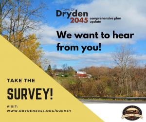 Dryden 2045 Survey